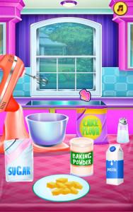 اسکرین شات بازی کارخانه بستنی سازی 2