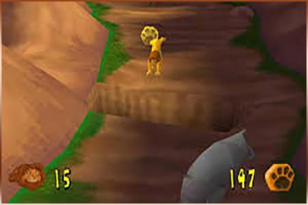 اسکرین شات بازی شاه سیمبا (سلطان جنگل) 2