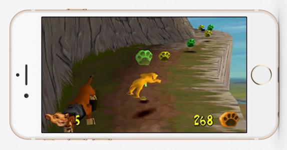 اسکرین شات بازی شاه سیمبا (سلطان جنگل) 3