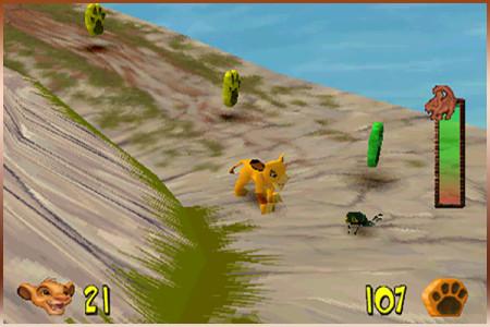 اسکرین شات بازی شاه سیمبا (سلطان جنگل) 5