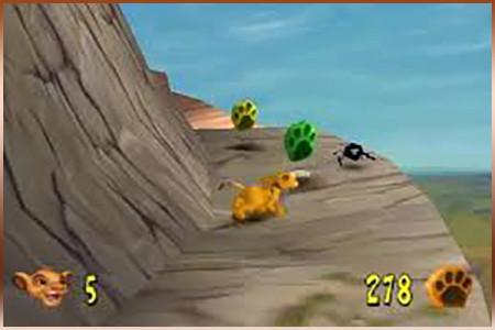 اسکرین شات بازی شاه سیمبا (سلطان جنگل) 1