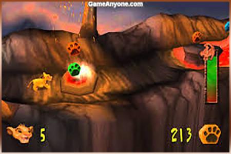 اسکرین شات بازی شاه سیمبا (سلطان جنگل) 7