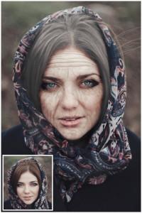 اسکرین شات برنامه پیر کردن چهره 6