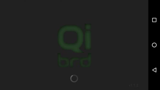 اسکرین شات برنامه QiBrd: Free Virtual Analog Synthesizer 3