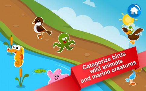 اسکرین شات بازی دهکده شادی آموزش زبان انگلیسی کودک 6
