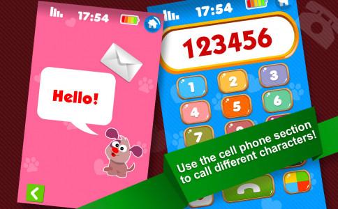 اسکرین شات بازی دهکده شادی آموزش زبان انگلیسی کودک 8