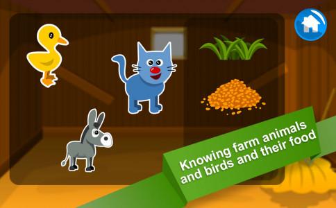 اسکرین شات بازی دهکده شادی آموزش زبان انگلیسی کودک 5