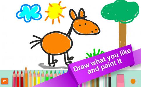 اسکرین شات بازی دهکده شادی آموزش زبان انگلیسی کودک 2