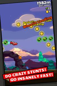 اسکرین شات بازی Pocket Road Trip 3