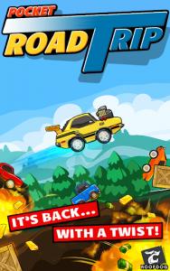 اسکرین شات بازی Pocket Road Trip 6