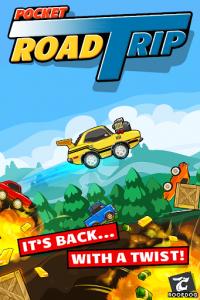 اسکرین شات بازی Pocket Road Trip 1