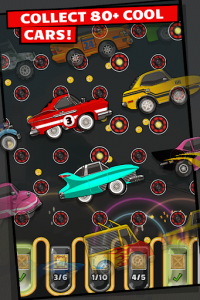 اسکرین شات بازی Pocket Road Trip 4