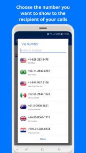 اسکرین شات برنامه Toky: business phone system 5