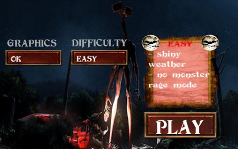 اسکرین شات بازی Siren Head Game 3D - Horror Adventure 1
