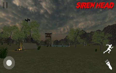 اسکرین شات بازی Siren Head Game 3D - Horror Adventure 2