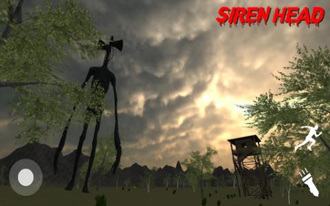 اسکرین شات بازی Siren Head Game 3D - Horror Adventure 3