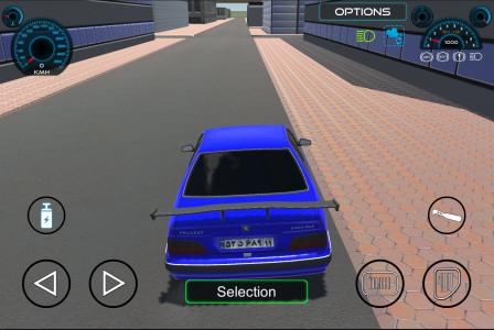 اسکرین شات بازی وقت سرعت 2