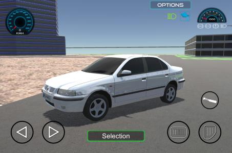 اسکرین شات بازی وقت سرعت 3
