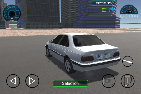 اسکرین شات بازی وقت سرعت 4