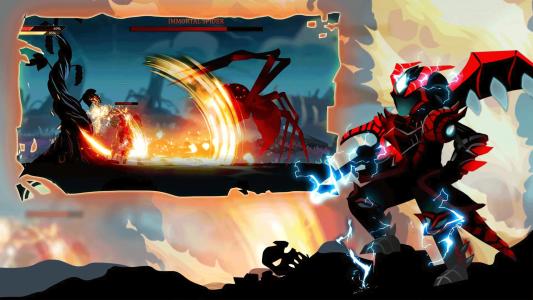 اسکرین شات بازی جنگجویان افسانه ای : نبرد در تاریکی 5