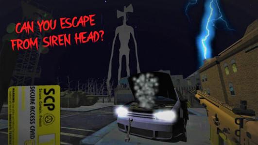 اسکرین شات بازی Siren Head SCP 6789 EXTREME HORROR SURVIVAL 1