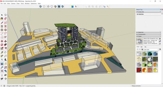 اسکرین شات برنامه ماکت دیجیتال معماری (واقعیت افزوده) 4