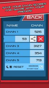 اسکرین شات برنامه Shiny Chain 3