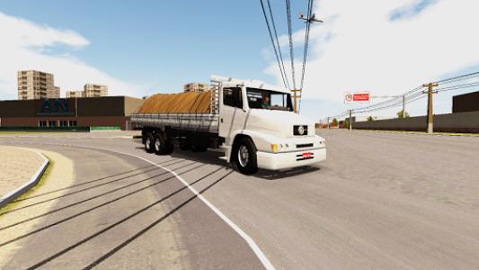اسکرین شات بازی Heavy Truck Simulator 8
