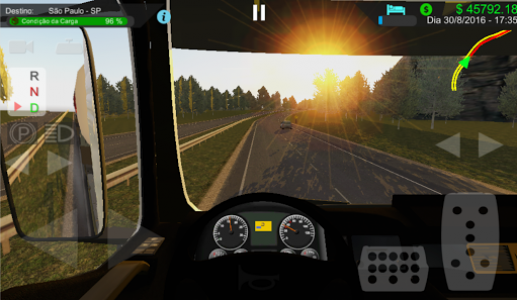 اسکرین شات بازی Heavy Truck Simulator 7