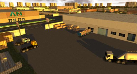 اسکرین شات بازی Heavy Truck Simulator 6