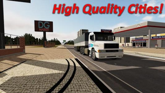 اسکرین شات بازی Heavy Truck Simulator 2
