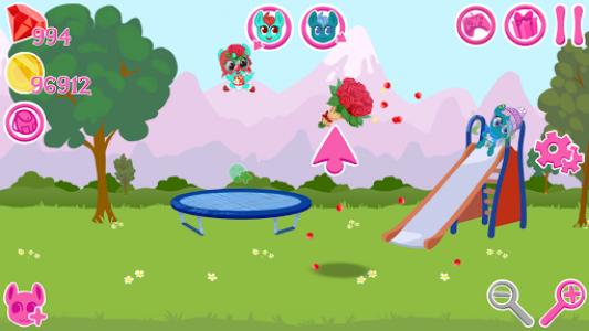 اسکرین شات بازی My Pocket Pony - Virtual Pet 3