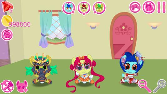 اسکرین شات بازی My Pocket Pony - Virtual Pet 1