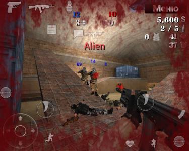 اسکرین شات بازی Special Forces Group 1