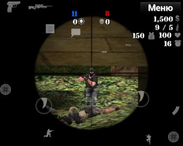 اسکرین شات بازی Special Forces Group 3