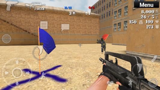اسکرین شات بازی Special Forces Group 8