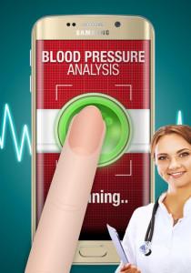 اسکرین شات برنامه Blood Pressure Tracker : BP Checker Log : BP Info 8
