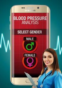 اسکرین شات برنامه Blood Pressure Tracker : BP Checker Log : BP Info 4