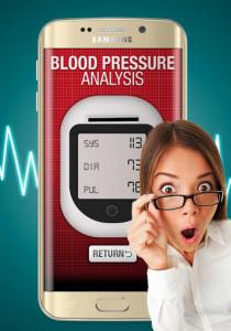 اسکرین شات برنامه Blood Pressure Tracker : BP Checker Log : BP Info 6