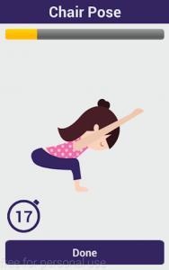 اسکرین شات برنامه Yoga for Kids 3