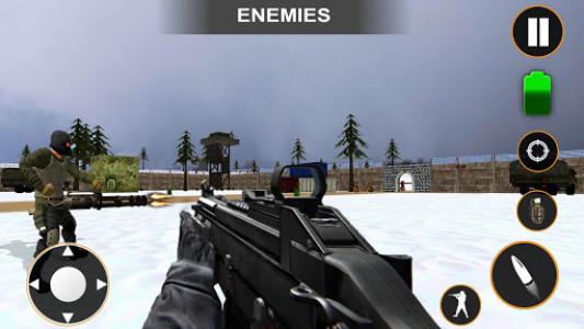 اسکرین شات بازی Counter Critical Strike CS: FPS Gun Shooting Game 3