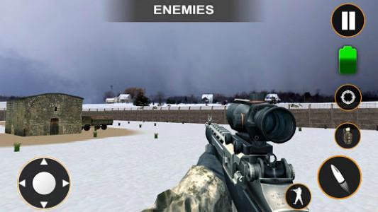 اسکرین شات بازی Counter Critical Strike CS: FPS Gun Shooting Game 4
