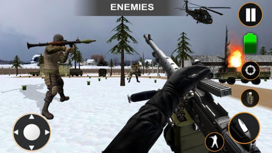 اسکرین شات بازی Counter Critical Strike CS: FPS Gun Shooting Game 2