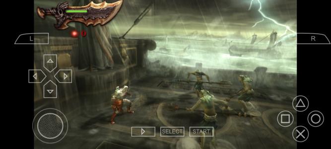 اسکرین شات بازی بازی خدای جنگ koutan no kokuin 3