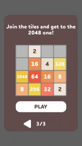 اسکرین شات بازی 2048 4