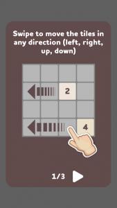 اسکرین شات بازی 2048 2
