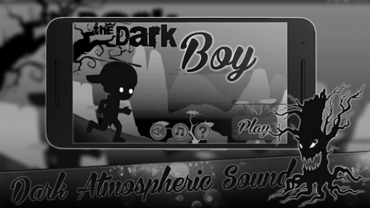اسکرین شات بازی The Dark Boy 1