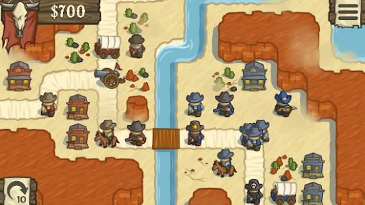 اسکرین شات بازی Lost Frontier 1