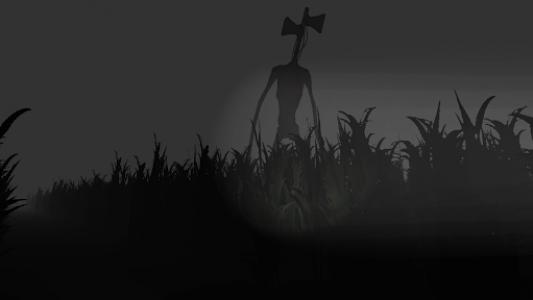 اسکرین شات بازی Siren Head Field 6