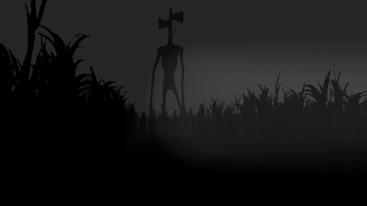 اسکرین شات بازی Siren Head Field 4